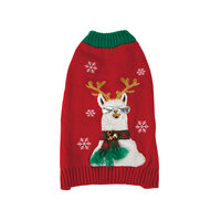 Beeztees Christmas Sweater Llama