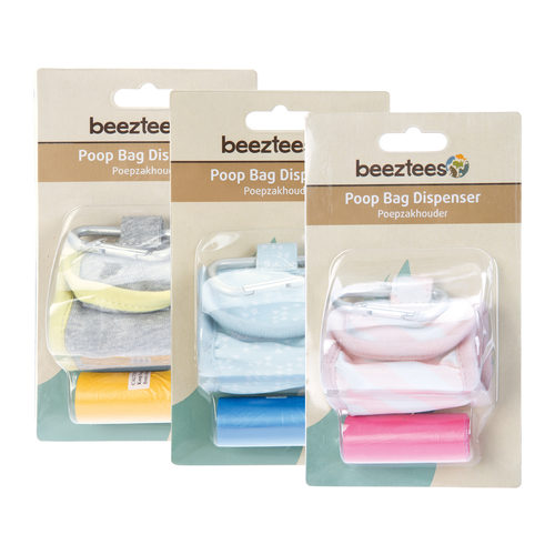Beeztees Puppy Poop Bag Holder