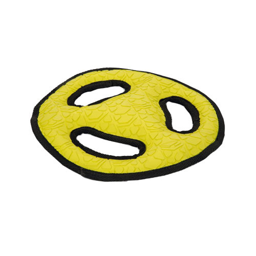 Beeztees Rubber Fetch Frisbee