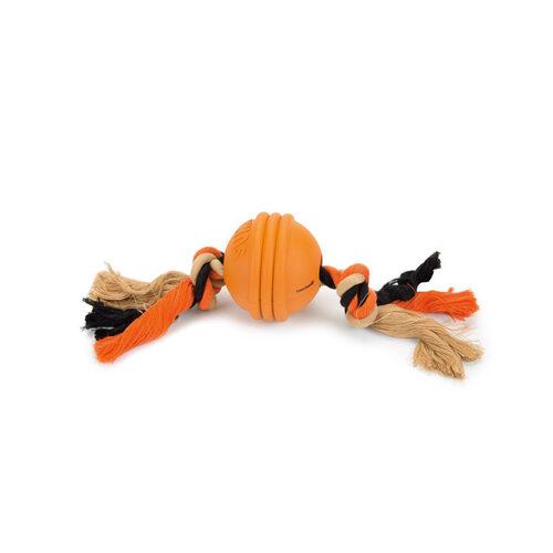 Beeztees Sumo Fit Ball - Oranje