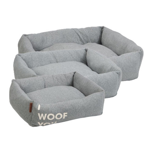 Beeztees I Woof You Dog Bed