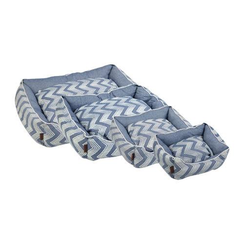 Beeztees Zigzag Dog Bed