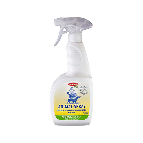Biodor Animal - Rund ums Tier Spray