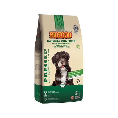 Biofood Geperst Mini Puppy & Small Breed