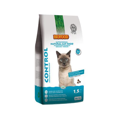 Biofood Control für Katzen