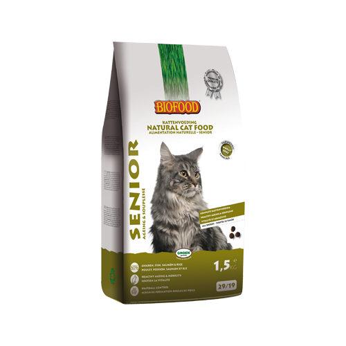 Biofood Cat Senior