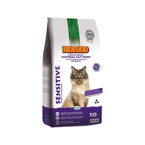 Biofood Sensitive für Katzen