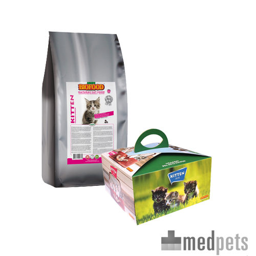Product afbeelding van Biofood Kitten