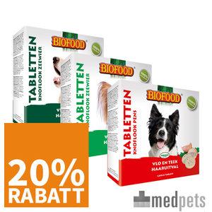 Product afbeelding van Biofood Knoflooktabletten