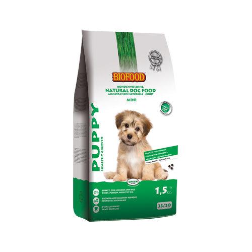 Biofood Puppy Mini