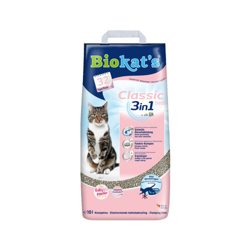 Biokat's Classic Fresh Babypoeder