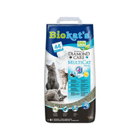 Biokat's Diamond Care MultiCat - Litière pour Chat