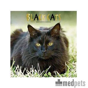 Product afbeelding van Black Cats Kalender 2019