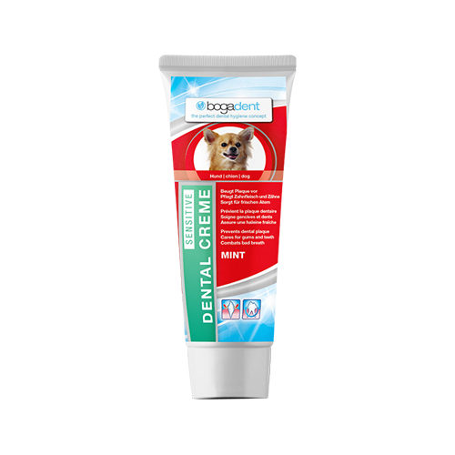 Bogadent Dental Creme Sensitive - Dentifrice pour Chien