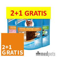 Bogadent Dental Enzyme Chips - Katze