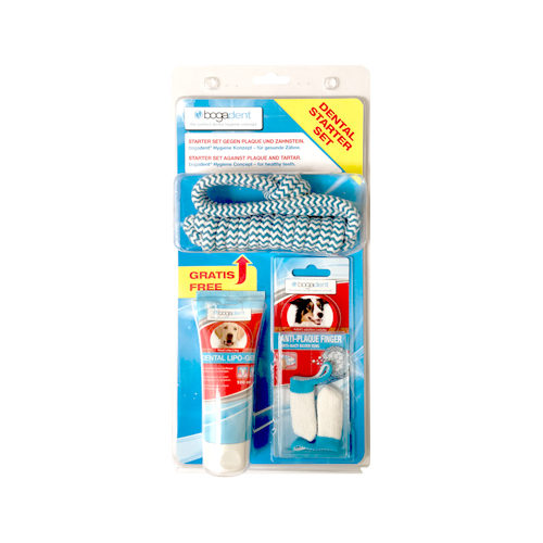 Bogadent Dental Starter Set - Hund