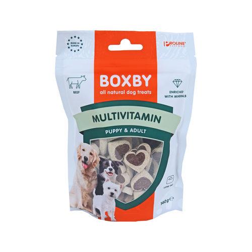 Boxby Multivitamin Snacks - Friandises Multivitamine pour Chien