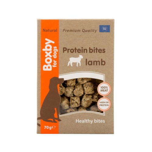 Boxby Protein Bites Lam