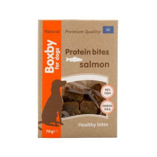 Boxby Protein Bites Saumon Friandises pour Chien