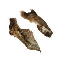 Braaaf Oreilles de Chevreuil avec Poil pour Chien