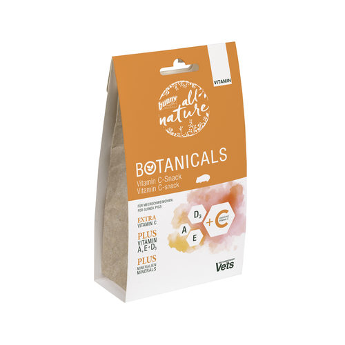 Bunny Nature All Nature Vitamin Botanicals - Vitamine C Snack