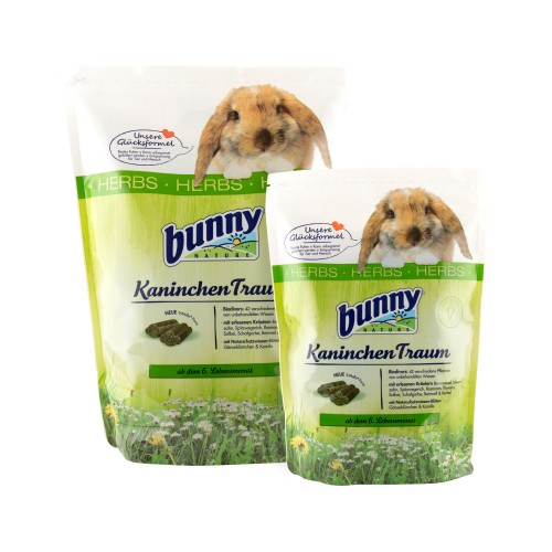 Bunny Nature KaninchenTraum Herbs
