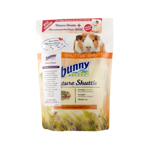 Bunny Nature Shuttle Cavia