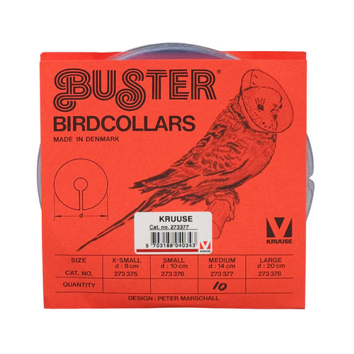 Buster Bird Collars
