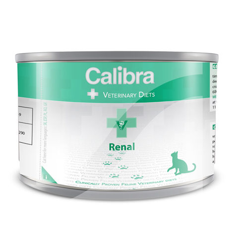 Calibra Cat Veterinary Diets - Renal - Aliment Humide