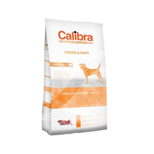 Calibra Dog Hypoallergenic Starter & Puppy