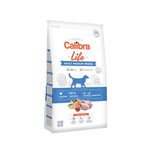 Calibra Dog Life Adult Medium Breed - Kip