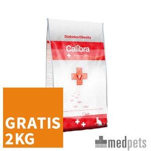 Product afbeelding van Calibra Dog Veterinary Diets - Diabetes & Obesity