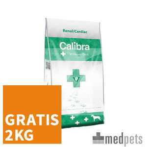 Product afbeelding van Calibra Dog Veterinary Diets - Renal & Cardiac
