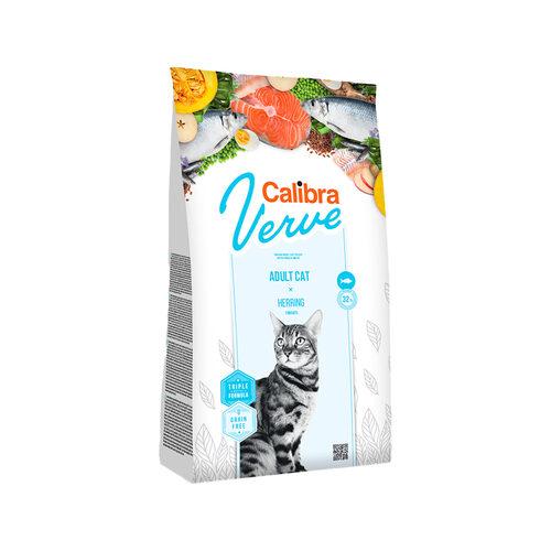 Calibra Verve Graanvrij Adult Kattenvoer - Haring