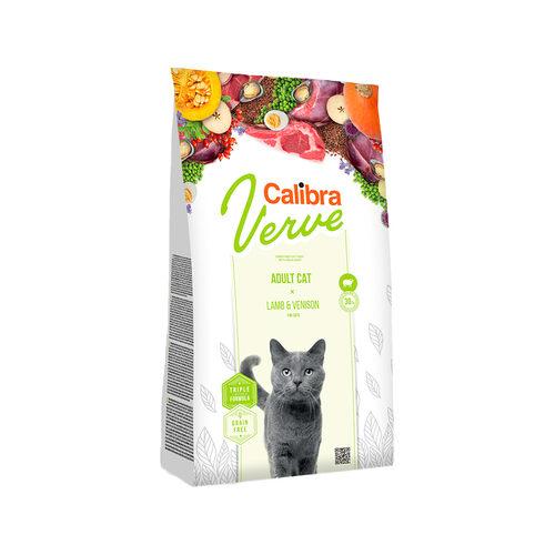 Calibra Verve Graanvrij Adult Kattenvoer - Lam en Hert