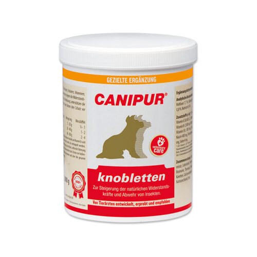 Canipur Knobletten