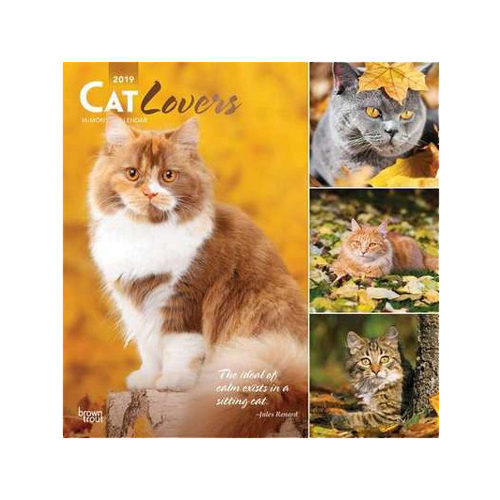 Cat Lovers Kalender 2019