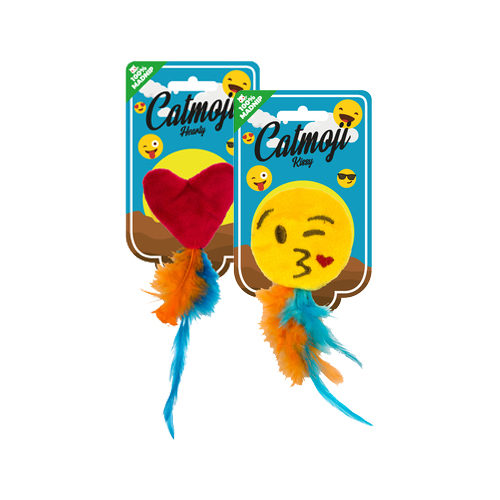 Catmoji Cat toys