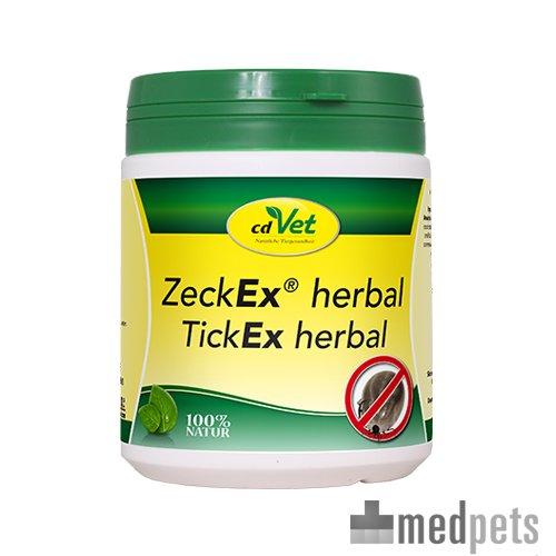 Product afbeelding van cdVet ZeckEx Herbal