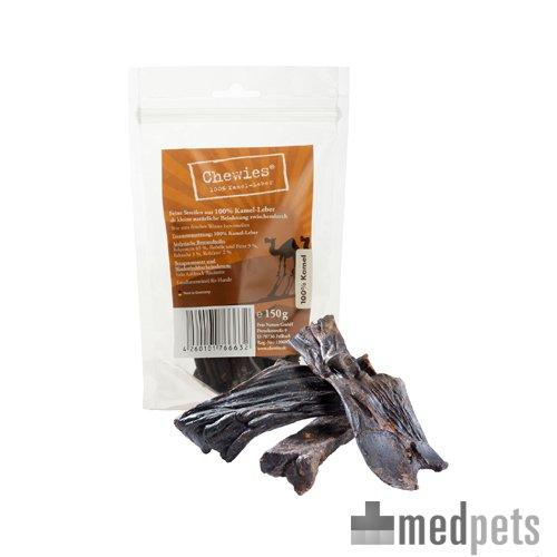 Product afbeelding van Chewies Kamelen lever