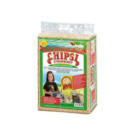 Chipsi Holzsstreu - Erdbeere
