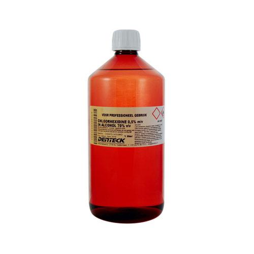 Chloorhexidine in Alcohol (70%)