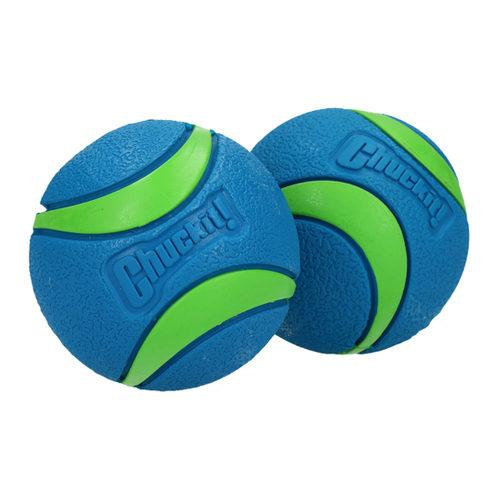 Chuckit! Ultra Ball Blauw/Groen