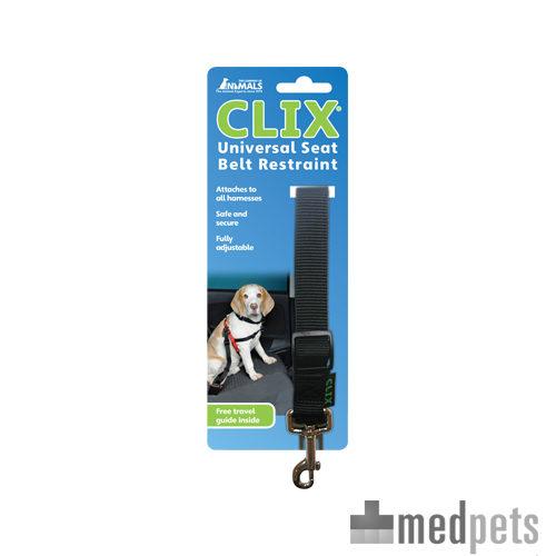Image du produit CLIX Universal Seat Belt Ceinture de Sécurité Universelle pour Chien