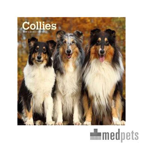 Product afbeelding van Collies Kalender 2019