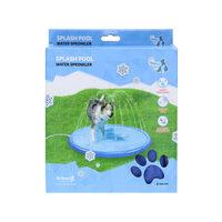 CoolPets Splash Pool Water Sprinkler