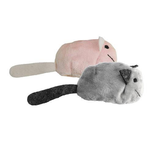 Crazy Cat Fat Mouse vol met Catnip