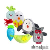 Crazy Cat Toys mit Catnip