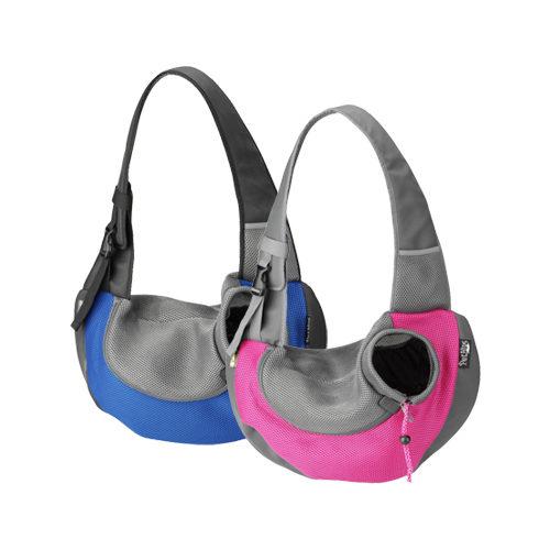 Crazy Paws Nylon Hundetragetasche