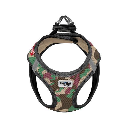 Curli Vest Air-Mesh Harness - Camo